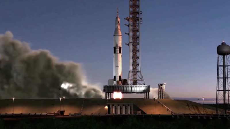 Почему NASA скидывает МИЛЛИОНЫ ЛИТРОВ ВОДЫ при запуске ракет