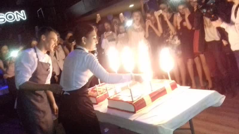 Happy birthday model agency Ra-fashion!❤❤❤