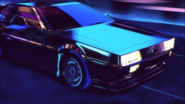 Miami Nights 1984 - Accelerated De Lorean DMC-12