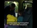 Замена детского автомобильного кресла
