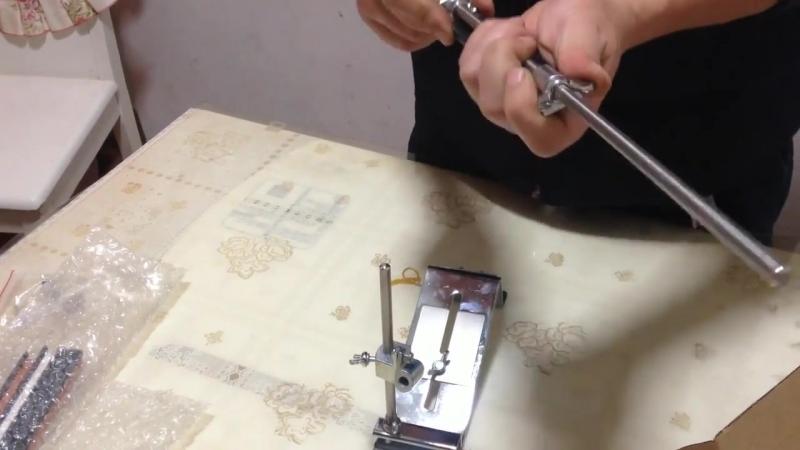 Заточка для всех видов ножей Ruixin Pro III