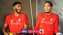 Virgil van Dijk vs Joe Gomez | Liverpool Teammates Quiz