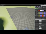 [Unreal Engine Rus] Ландшафт в Unreal Engine 4 - Раскрашивание