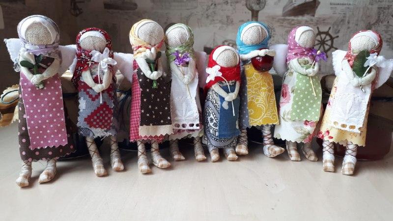 Поделки от прихожан представят на благотворительной ярмарке при храме на Ивановской