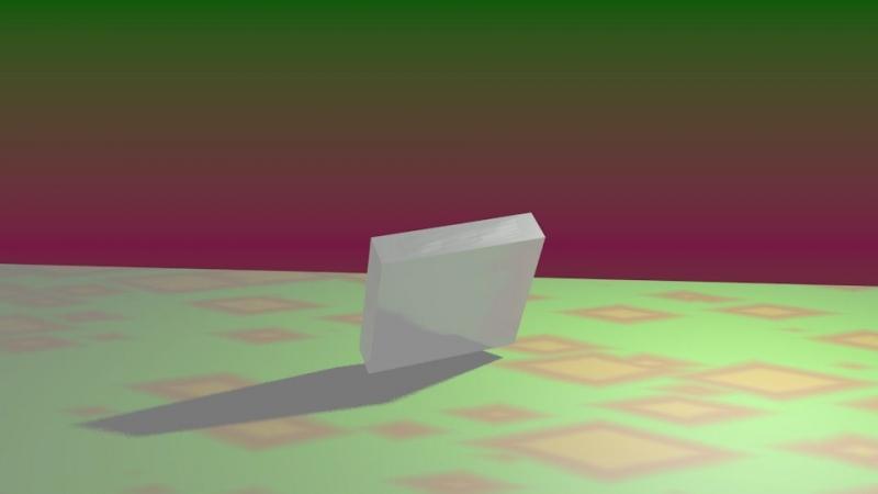 Blender 3d soft body collided. Изучаю симуляцию soft body в Blender 3d