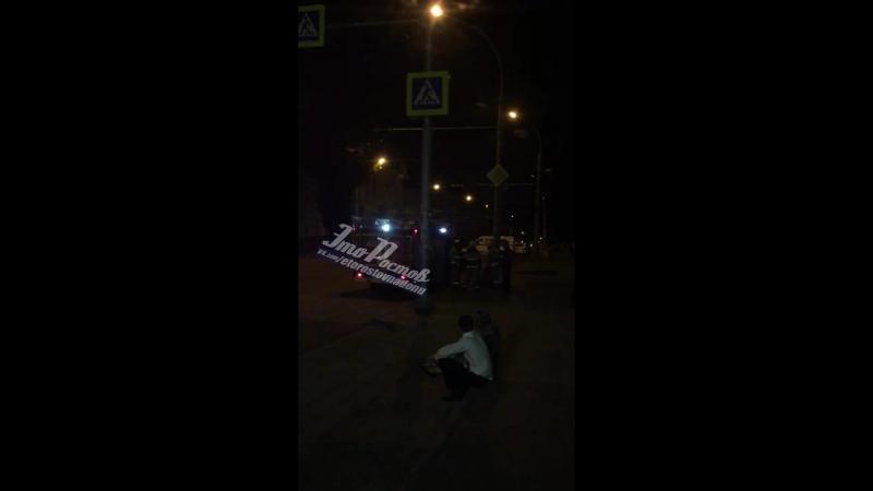 Оцепление возле гостиницы Севан Плаза на Нахичевани - 27.06.18 - Это Ростов-на-Дону!