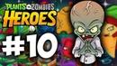 Прохождение Растения против Зомби Герои - Часть 10. Играю Multiplayer