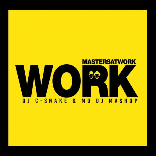 Masters at Work альбом Work (C-Snake & MD Dj Mash Up)