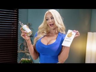 Большегрудая скачет на члене Nicolette Shea Always Read The Instructions 720p HD porno Brazzers Blonde, Blowjob POV Bubble Butt