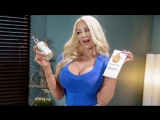 Большегрудая скачет на члене Nicolette Shea Always Read The Instructions 720p HD porno Brazzers Blonde, Blowjob POV Bubble Butt