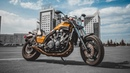 YAMAHA V MAX 1200   Невероятно мощный и опасный мотоцикл!