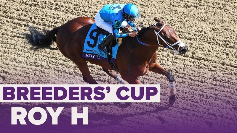 ROY H wins Twinspires Sprint | Breeders Cup 2018
