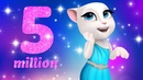 🎉 5 MILLION SUBSCRIBERS SPECIAL 🎉 Thank You From Talking Angela