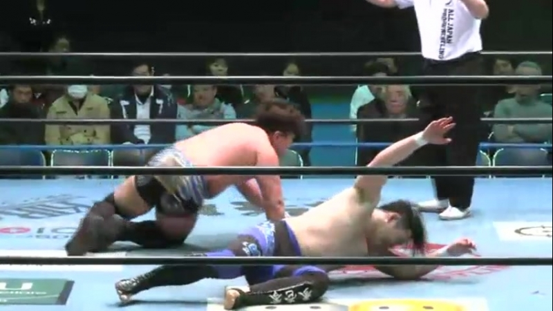 AJPW 02132016 Jr. Battle of Glory
