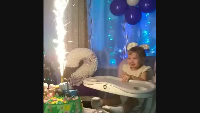 день рождения Вареньки