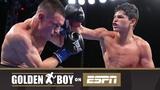 Golden Boy On ESPN Ryan Garcia vs Jayson Velez (FULL FIGHT)