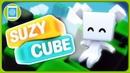 Suzy Cube от Noodlecake Studios Верни украденное золото в замок Cubeton Игры на Sensor Games