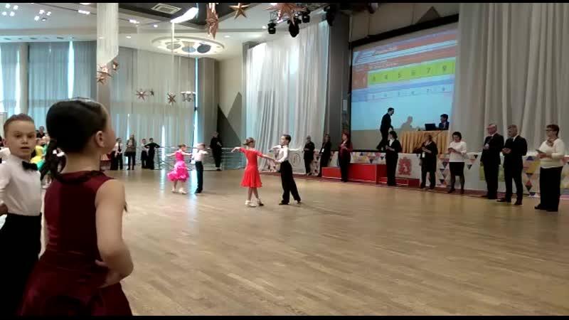 Ча ча ча, финал, Дети- 1 Е класс, Овация- 2019, Екатеринбург