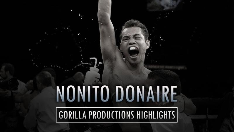 Nonito Donaire   GP Highlights