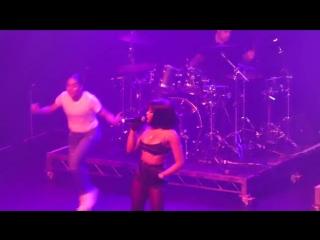 Azealia Banks - Luxury (Fonda Theater, Los Angeles CA 9 13 18)