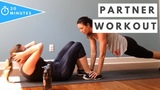 Partner Workout - At Home Exercises - No Equipment - Body Rebooted