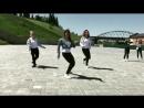 Тюмень: танцы на набережной