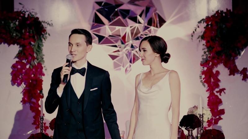 Свадебный клип: Рустам и Катя