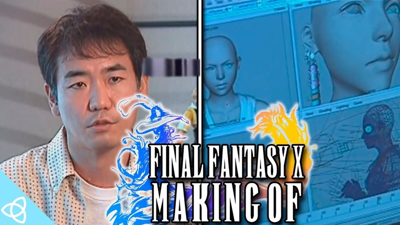 Making of - Final Fantasy X [Interview with the developers and voice actors]