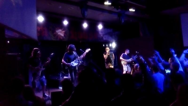 ГРОБОВАЯ ДОСКА Бык! Чё?! (14.09.2018, ROCK HOUSE club, Moscow)