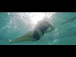 Girl Lost - swimming and drowning