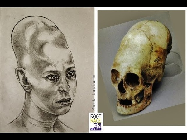 DNA Results Of The Paracas Elongated Skulls Of Peru Part 5 More Facial Reconstruction