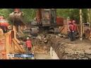 В Вологодской области полным ходом идут ремонты теплосетей