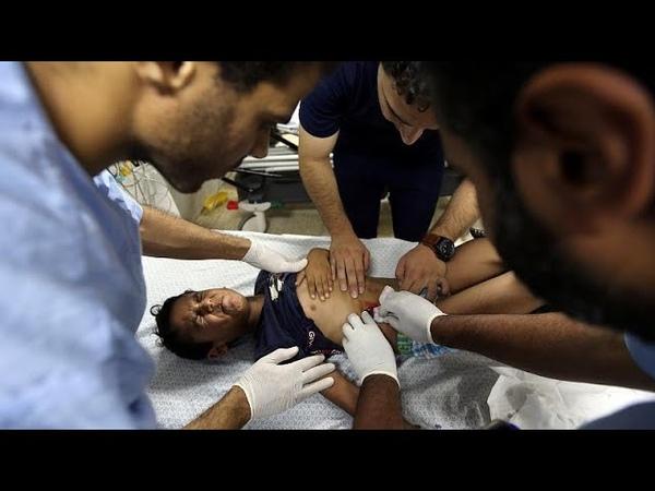 Γάζα: Επεισόδια μετά τη συμφωνία κατάπαυσης πυρό