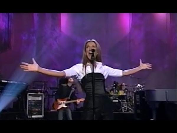 CÉLINE DION Le blues du businessman Live En public 1999