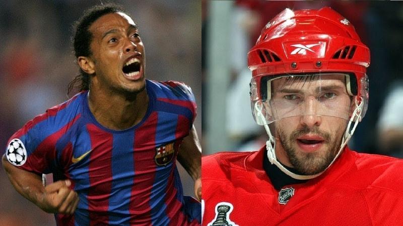 Отличие Хоккея от футбола 2018