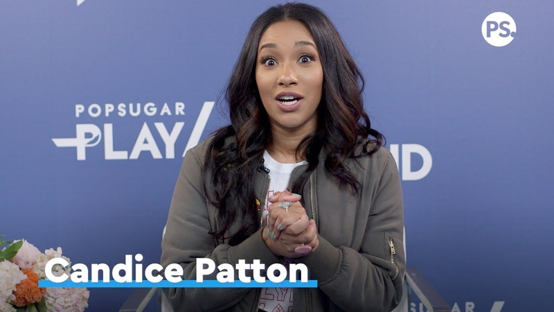 The Flash Star Candice Patton Plays Who's Most Likely To
