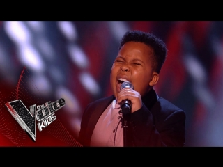 Kori - All My Life (The Voice Kids UK 2018)