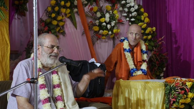 Basu Ghosh Prabhu remembers Srila Prabhupada