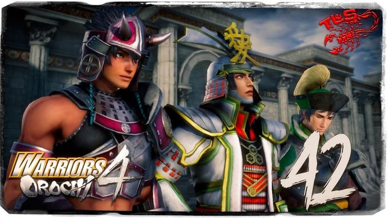 Story Mode ◄ Warriors Orochi 4 ► 42 Reclaiming the Bracelet