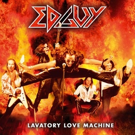Edguy альбом Lavatory Love Machine