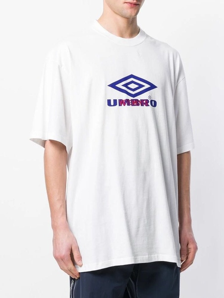 Футболка Vetements x Umbro