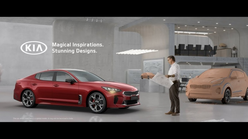 Kia Motors India | Magical Inspirations | Stunning Designs