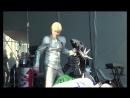 Шоу с живыми роботами показали на Дне металлурга