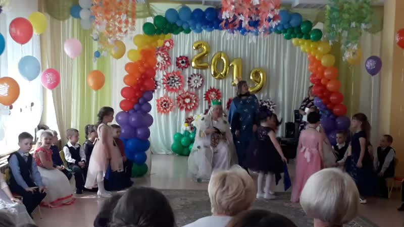 донечки выпускной д.сад