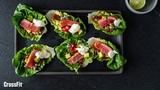 Lettuce Tuna Tacos
