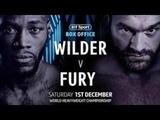 Deontay Wilder vs Tyson Fury Full Fight