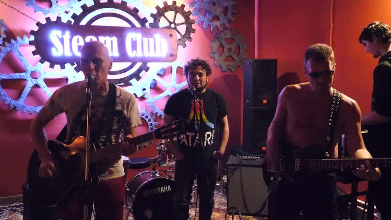 Steam Club   Андрей (САНКИ), Михаил (HOTDOGTORS), Рустем (VODA), День Рождения Steam Club, Нам 2 года!!