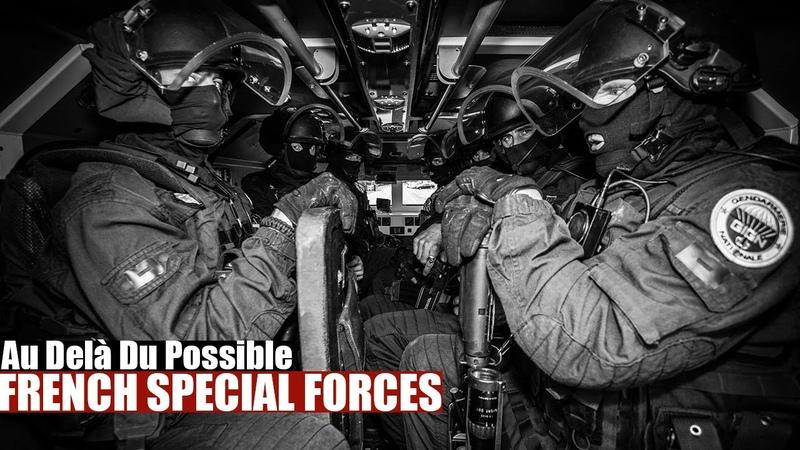 French Special Forces 2018 Au Delà Du Possible Fransız Özel Kuvvetleri
