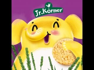 Кейс: мини-хлебцы для детей Jr.Körner и цельнозерновые чипсы для молодежи Dr.Körner