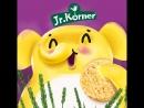 Кейс мини хлебцы для детей Jr Körner и цельнозерновые чипсы для молодежи Dr Körner